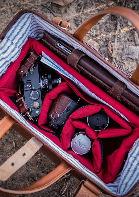 how to pack a camera bag 2 image