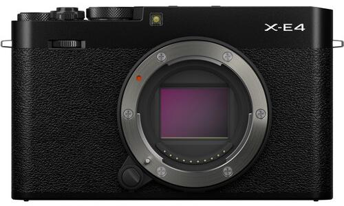 FujiFilm X E4 Specs image
