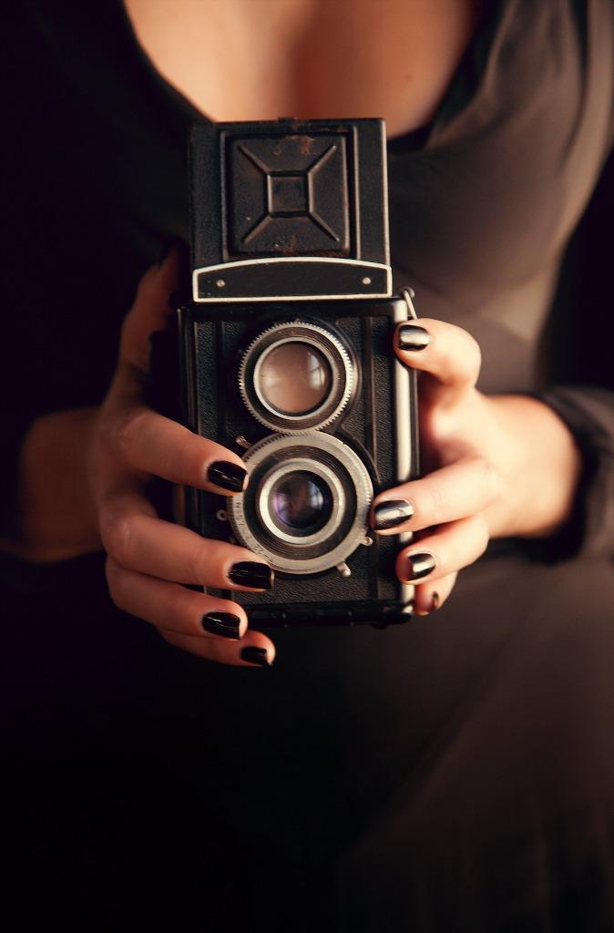 how does a rangefinder camera work image