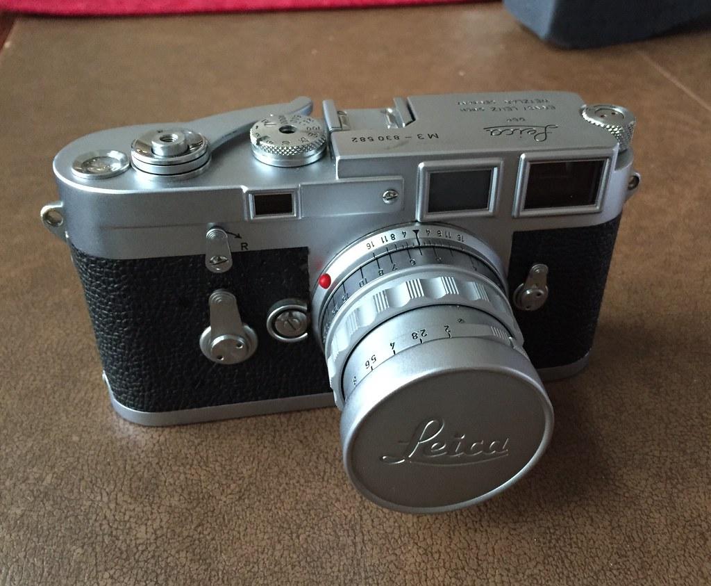 rangefinder camera image