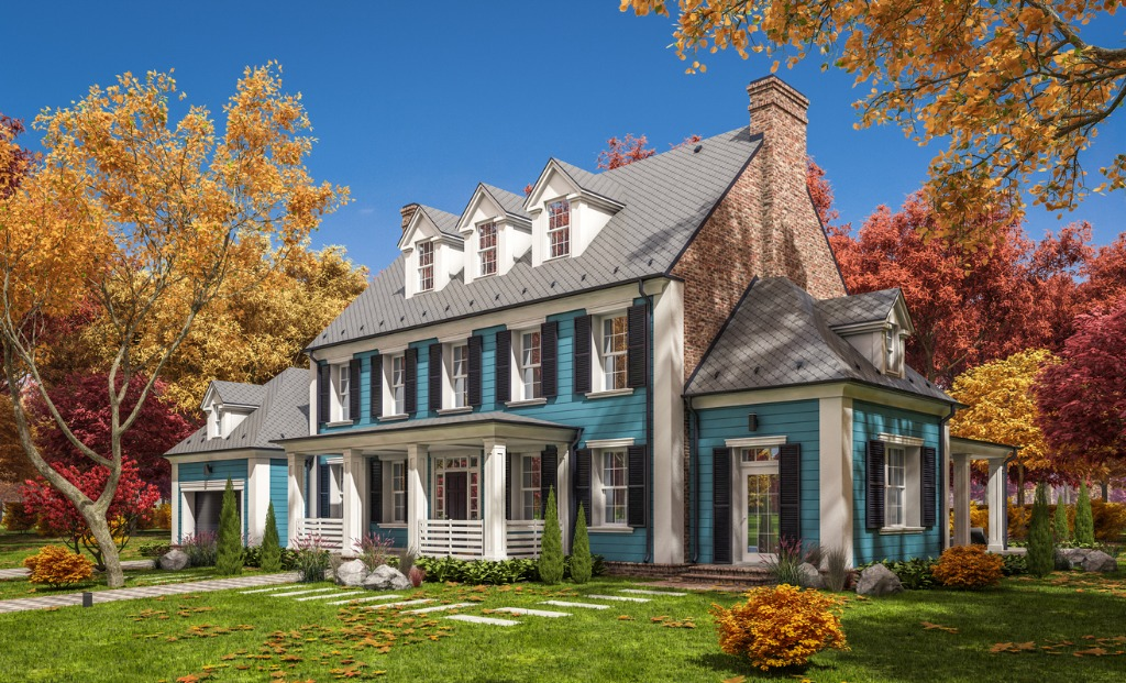 exterior real estate photography tips