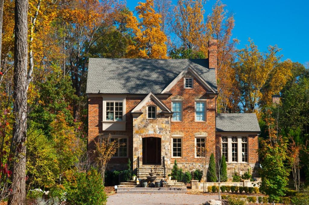 how to take good exterior real estate photos