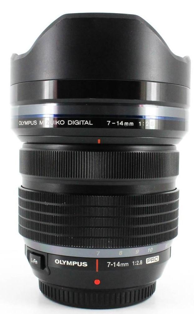 Olympus 7 14mm f2.8 ED PRO image