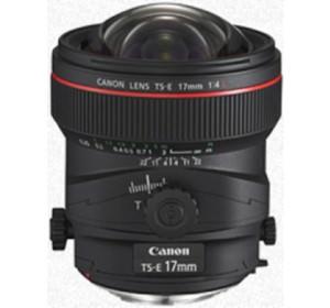 Canon_TS-E_17mm_lens image