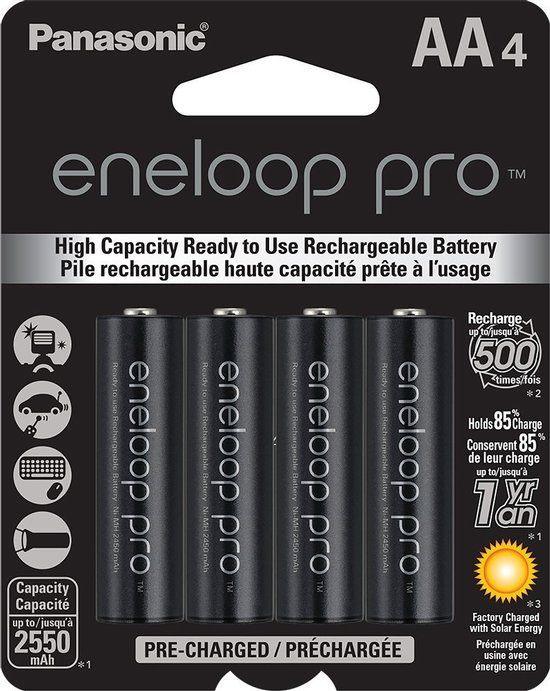 Eneloop Pro Batteries image