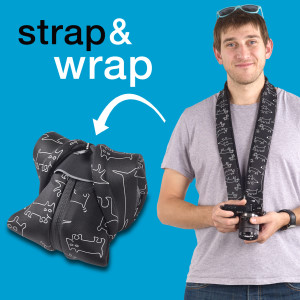 Strap And Wrap Mirroless