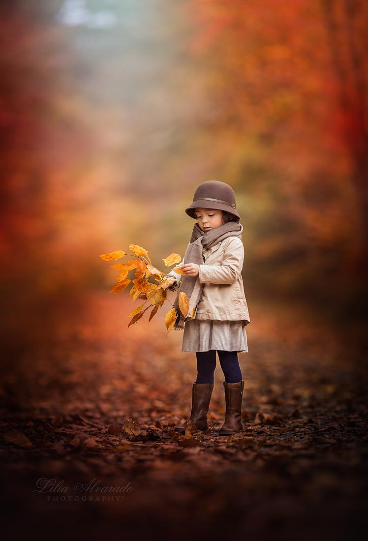 Every leaf speaks...