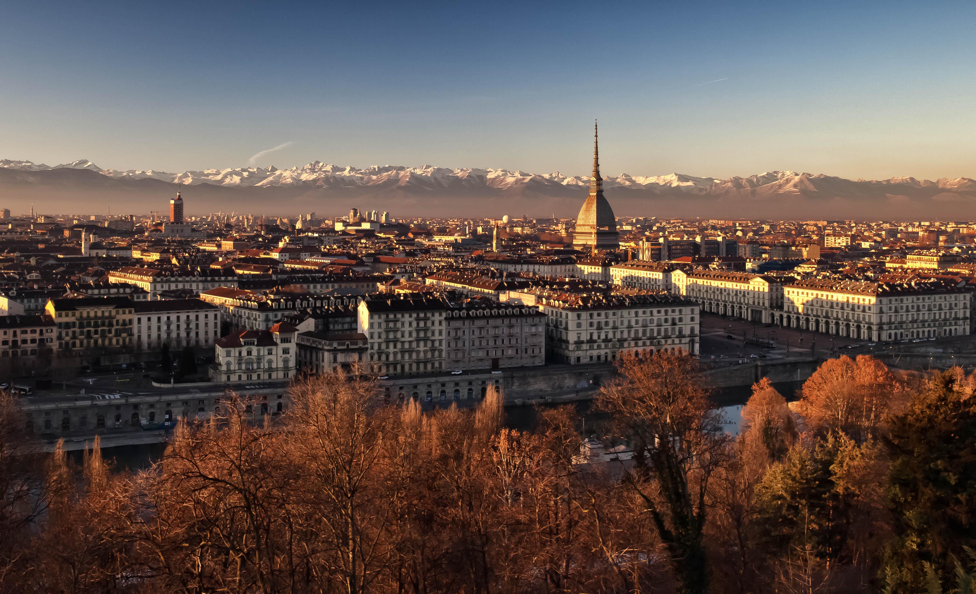 Torino Sunset II