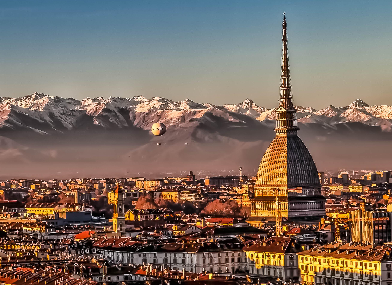 Torino Sunset