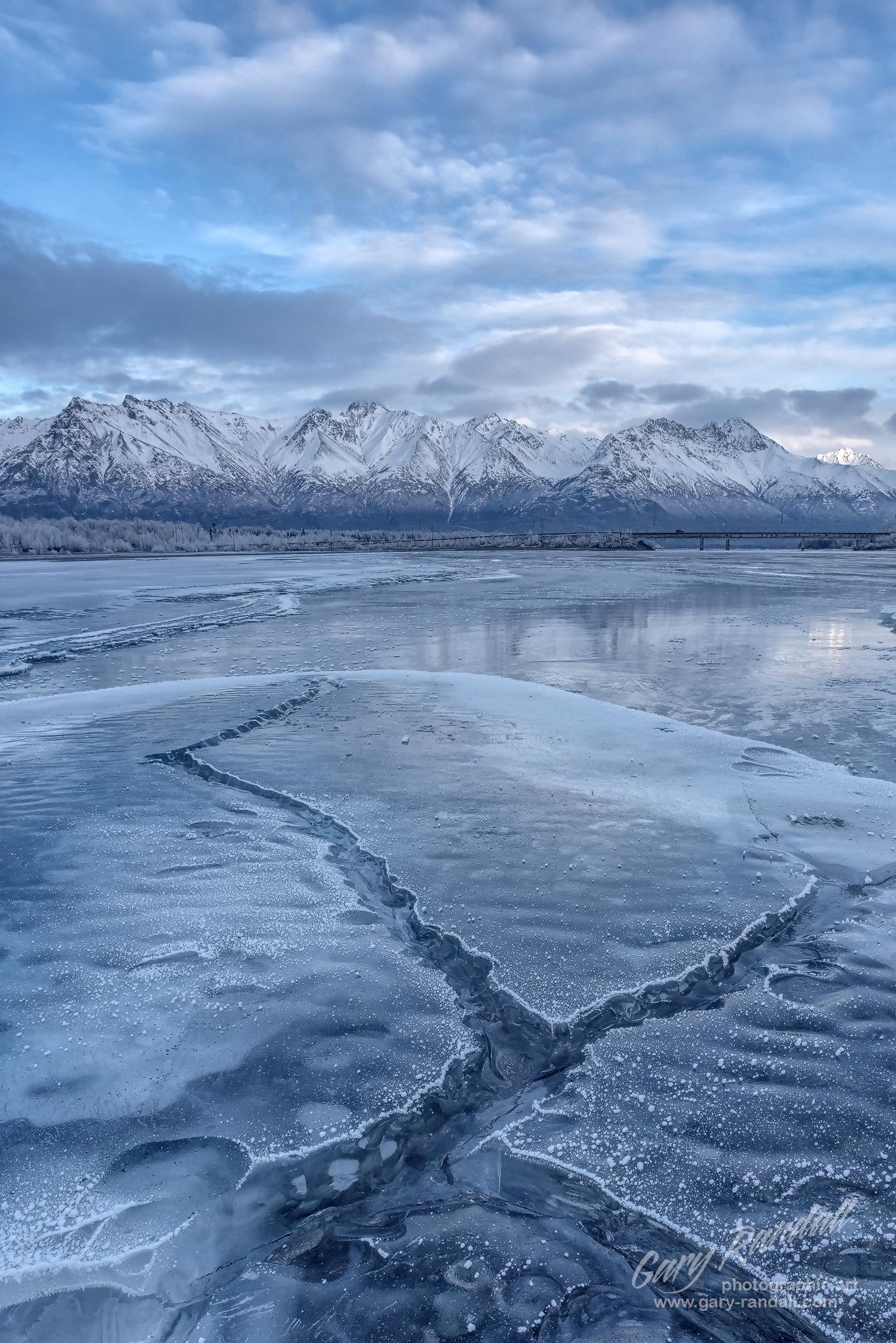 Knik River Ice