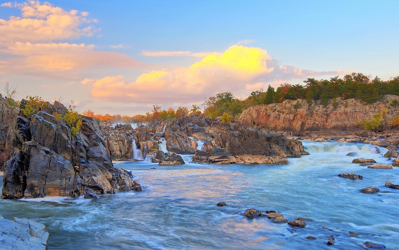 Fall Colors of Great Falls