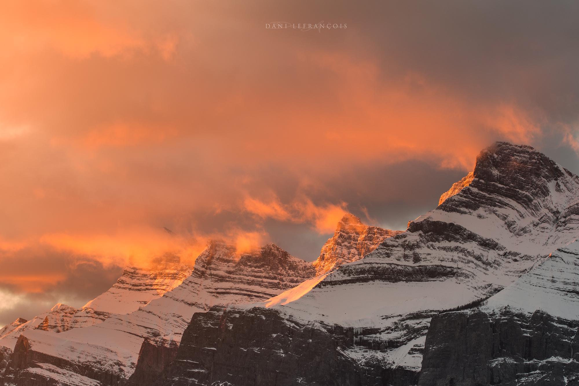 Fire Peaks