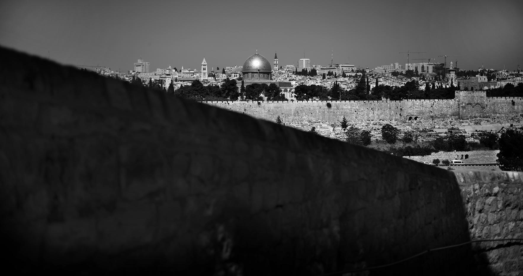 Jerusalem Divide