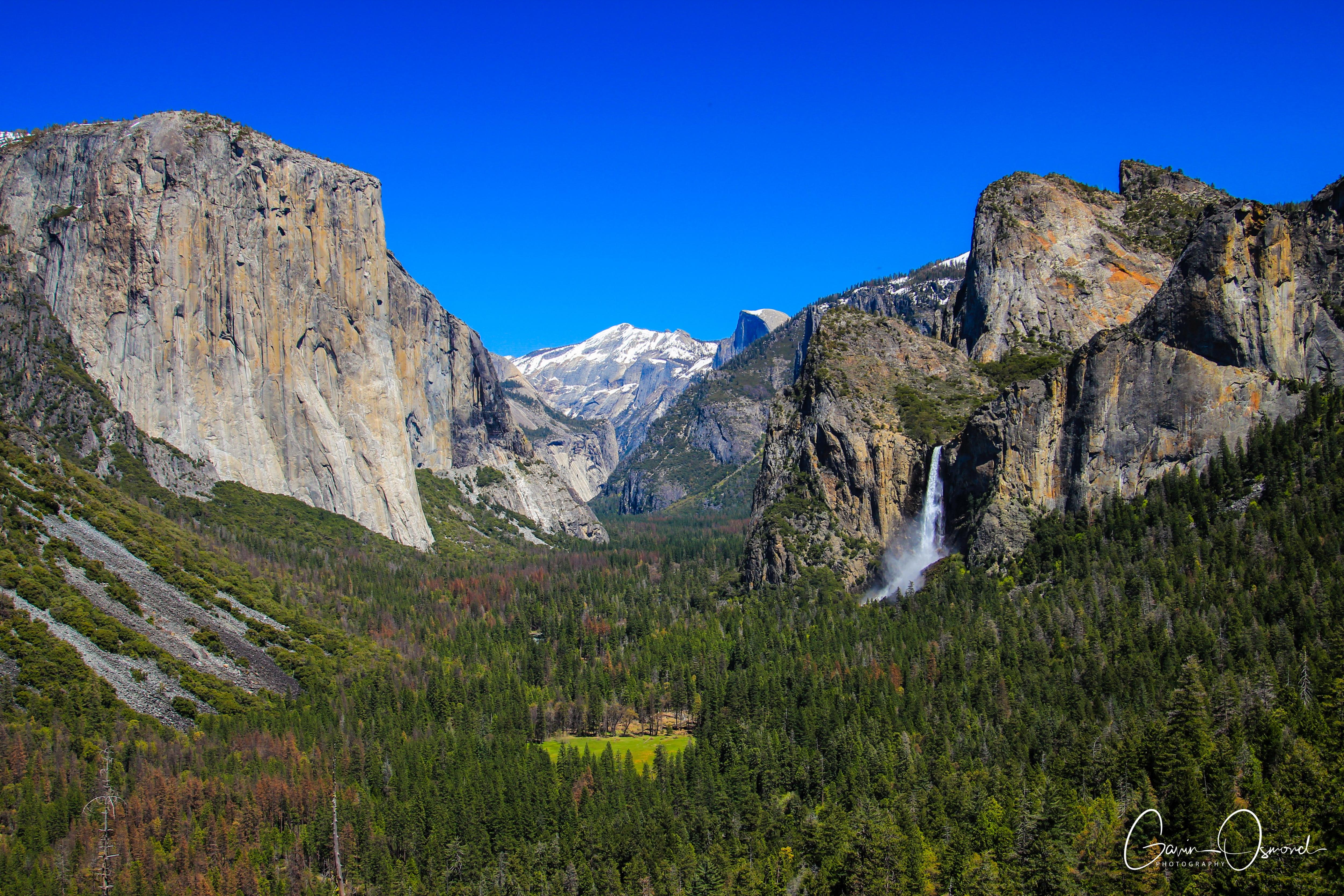 Yosemite Artist Point