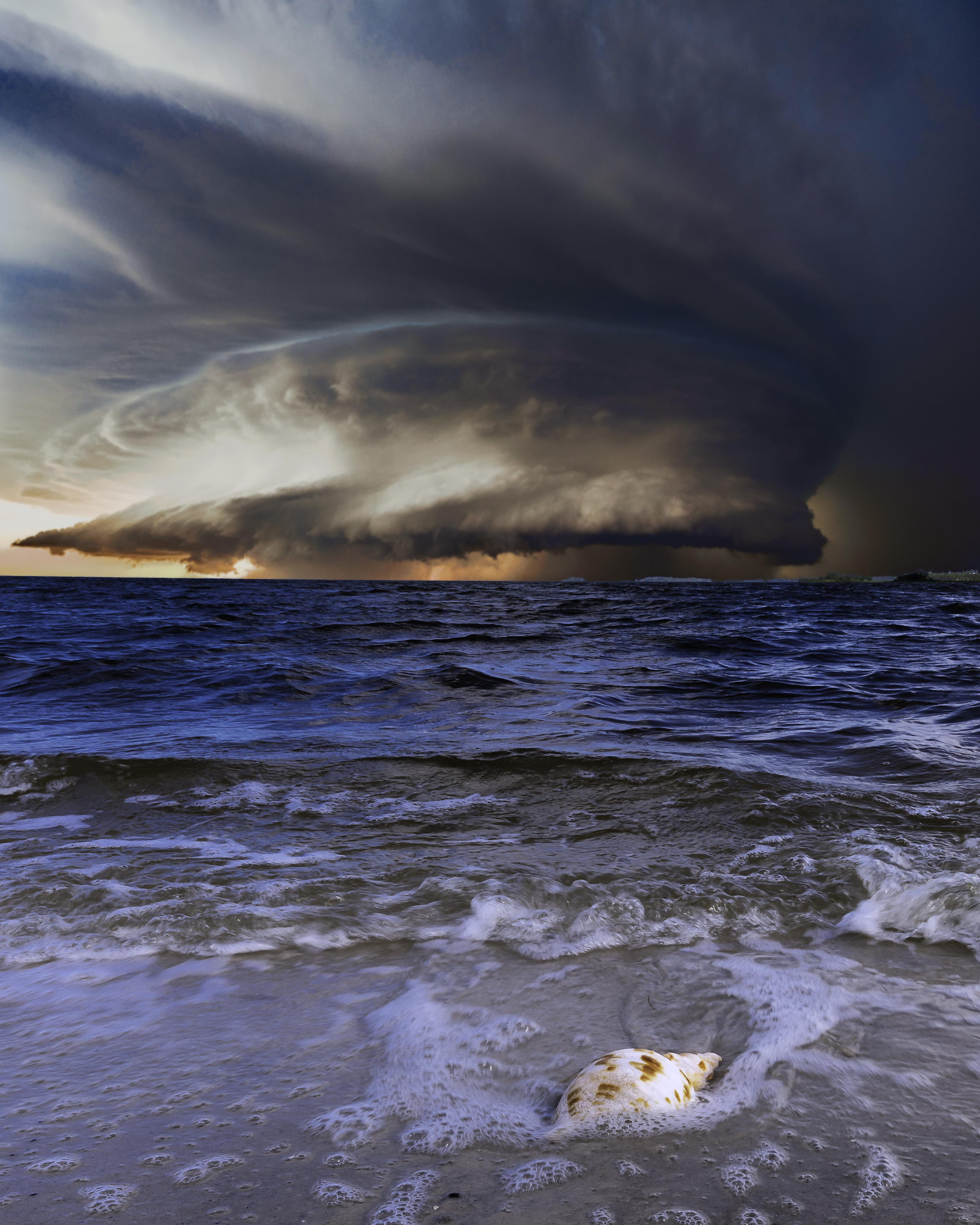 Cyclone Alberto Coming