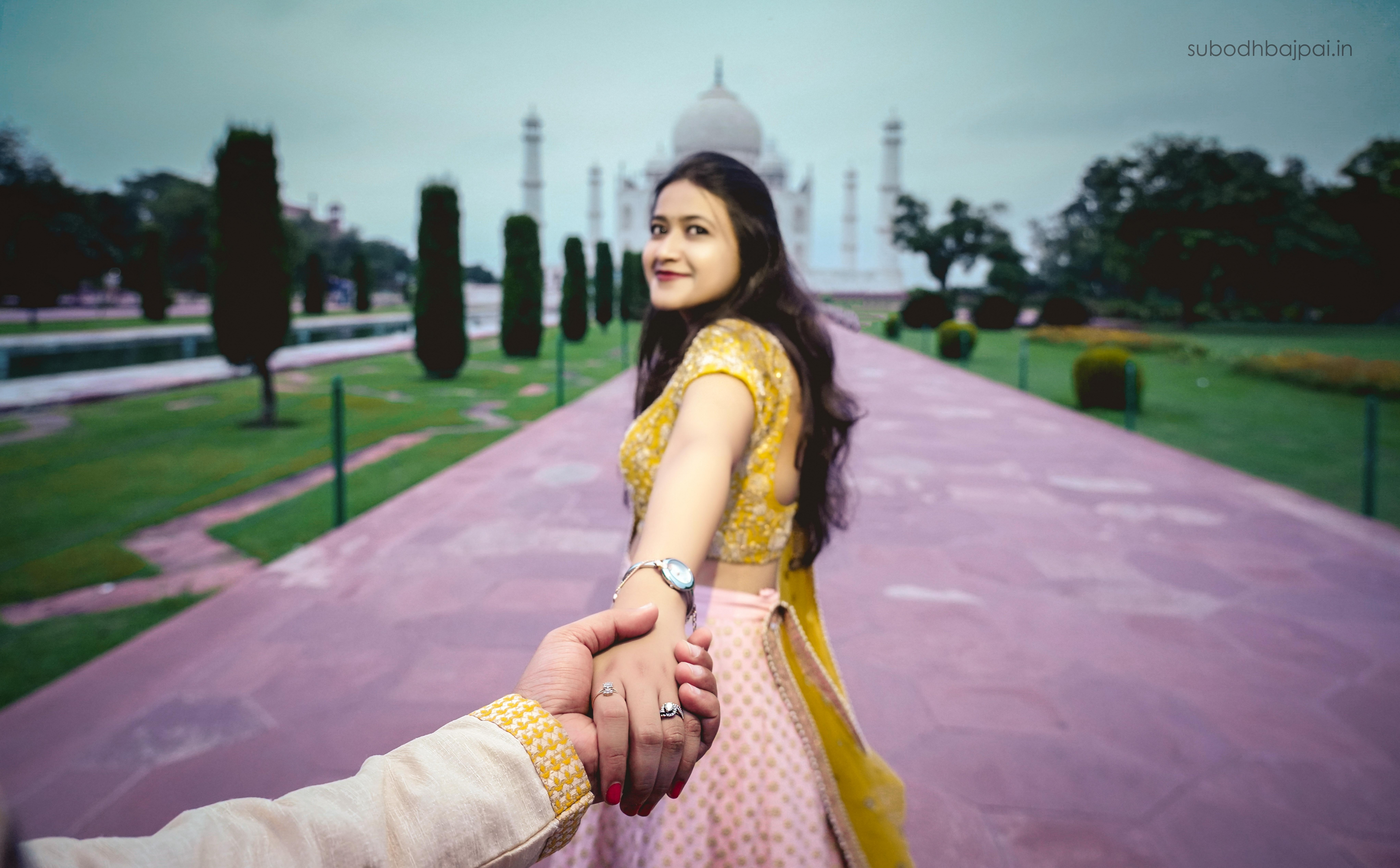 Pre Wedding Photoshoot in Delhi India