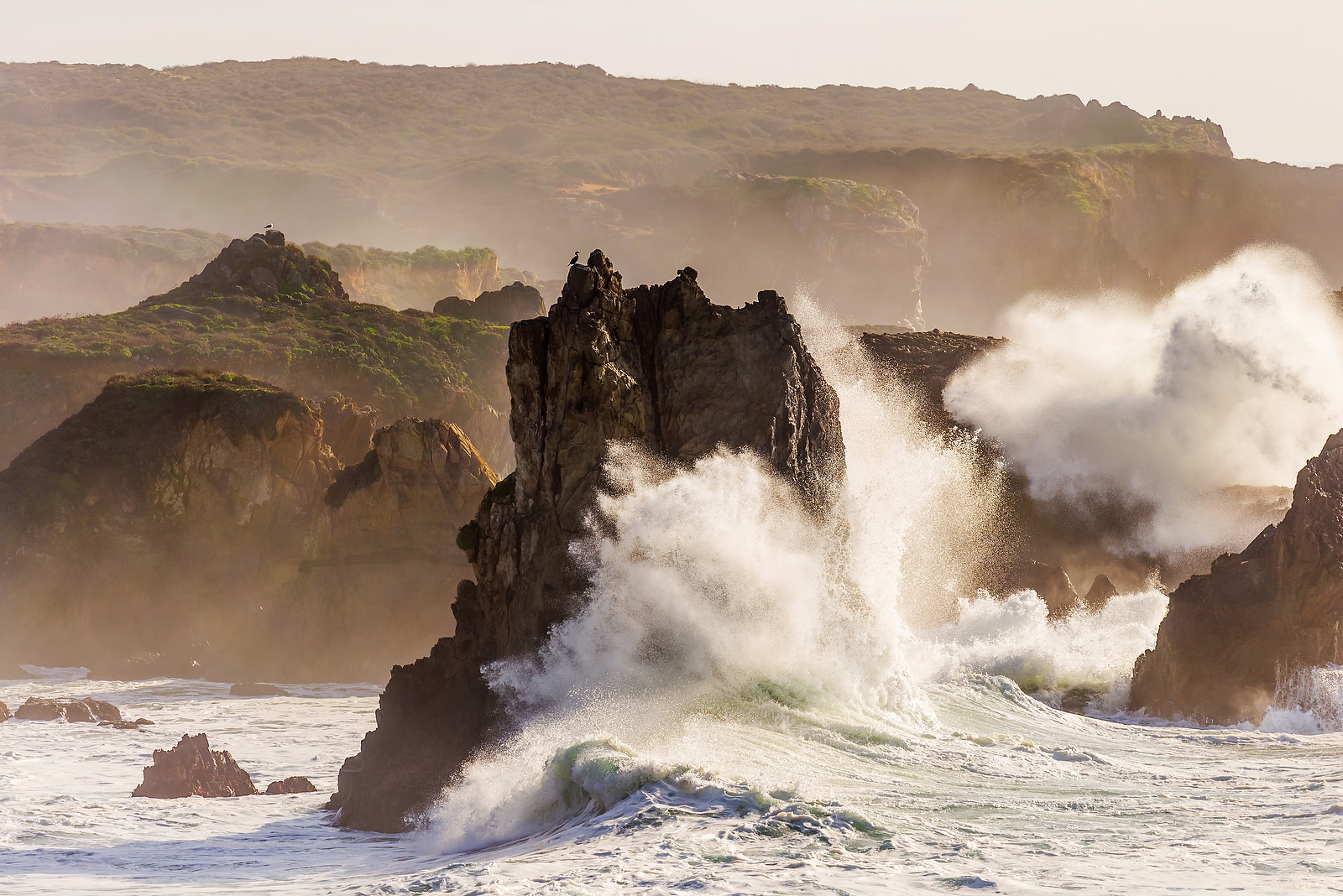 The Power of Big Sur