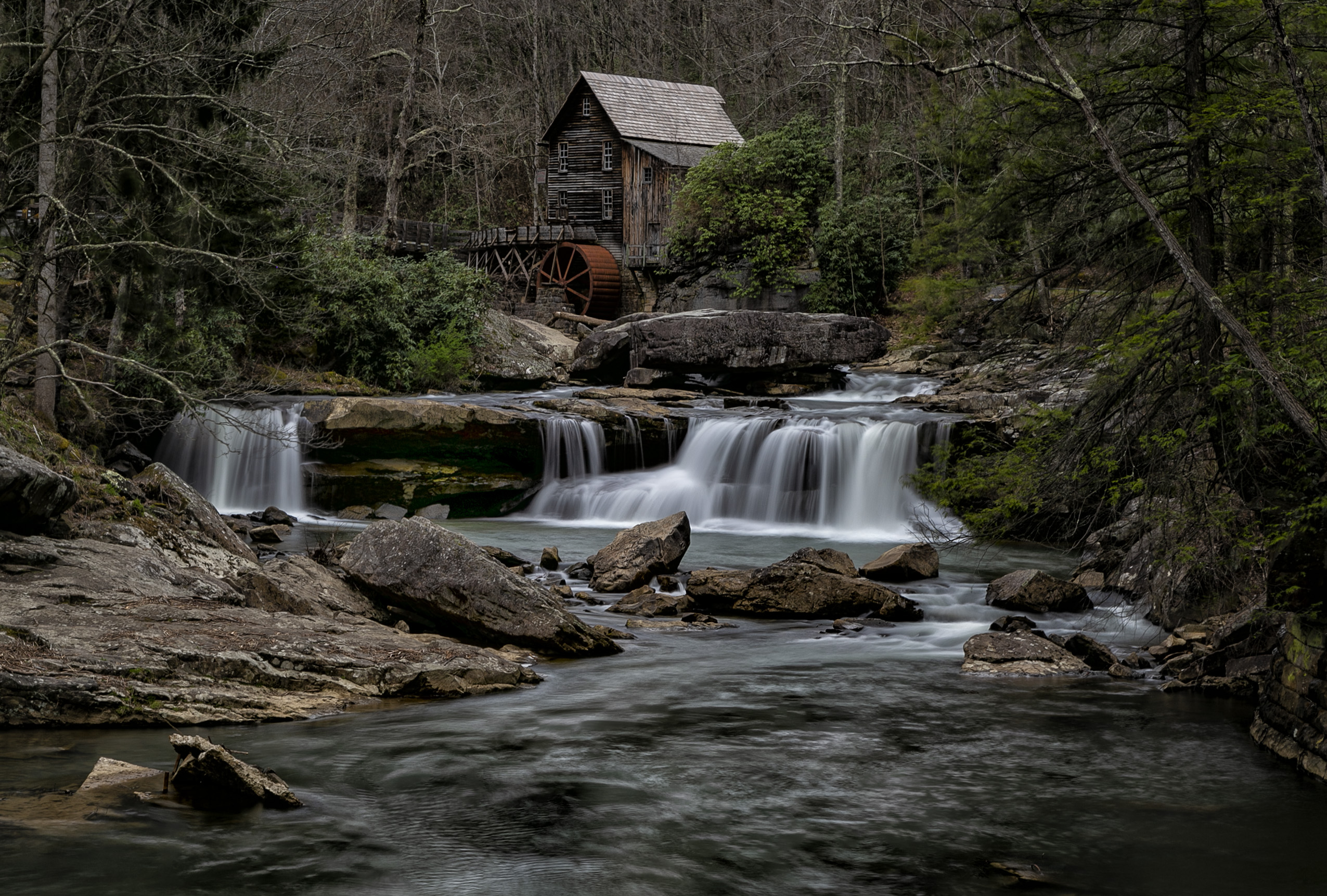 West Virginia_Babcock_Grist Mill_HDR3