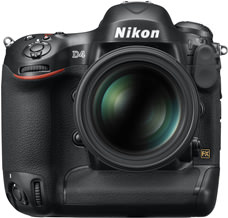 Nikon_D4 image