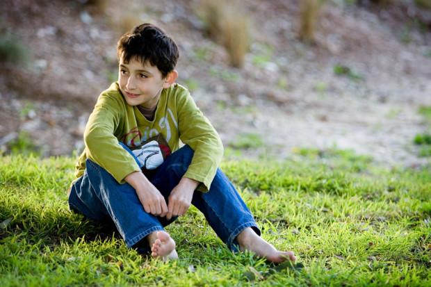 child portrait image