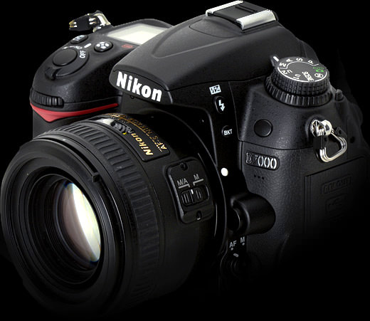 Nikon D700 video review image
