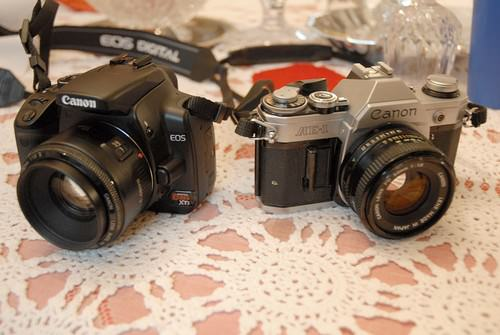 history-of-canon-cameras image