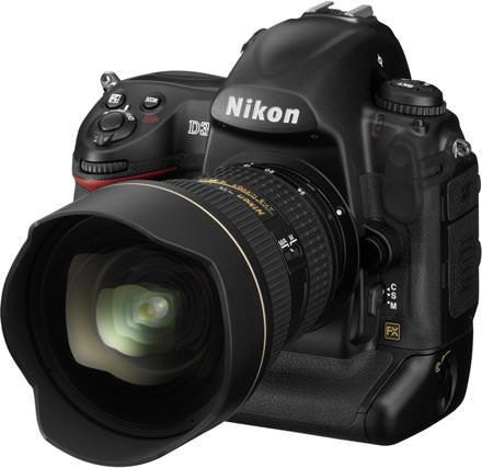 nikon-d3-big image