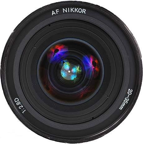 Nikkor 1:2,8D 20-35mm image