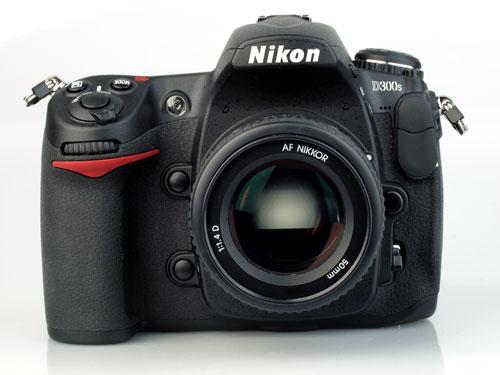 nikon_d300s_front image