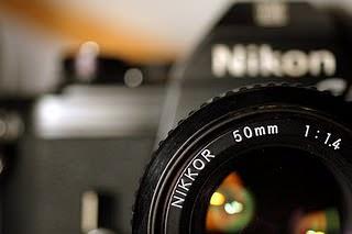 nikon_history nikor 50mm f/1,4 image