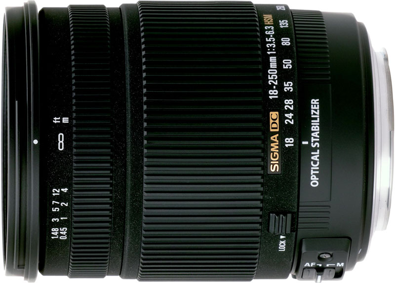 sigma-18-250mm-f3.5-6.3-dc-os-hsm-if image