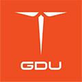 GDU Drones Logo SM